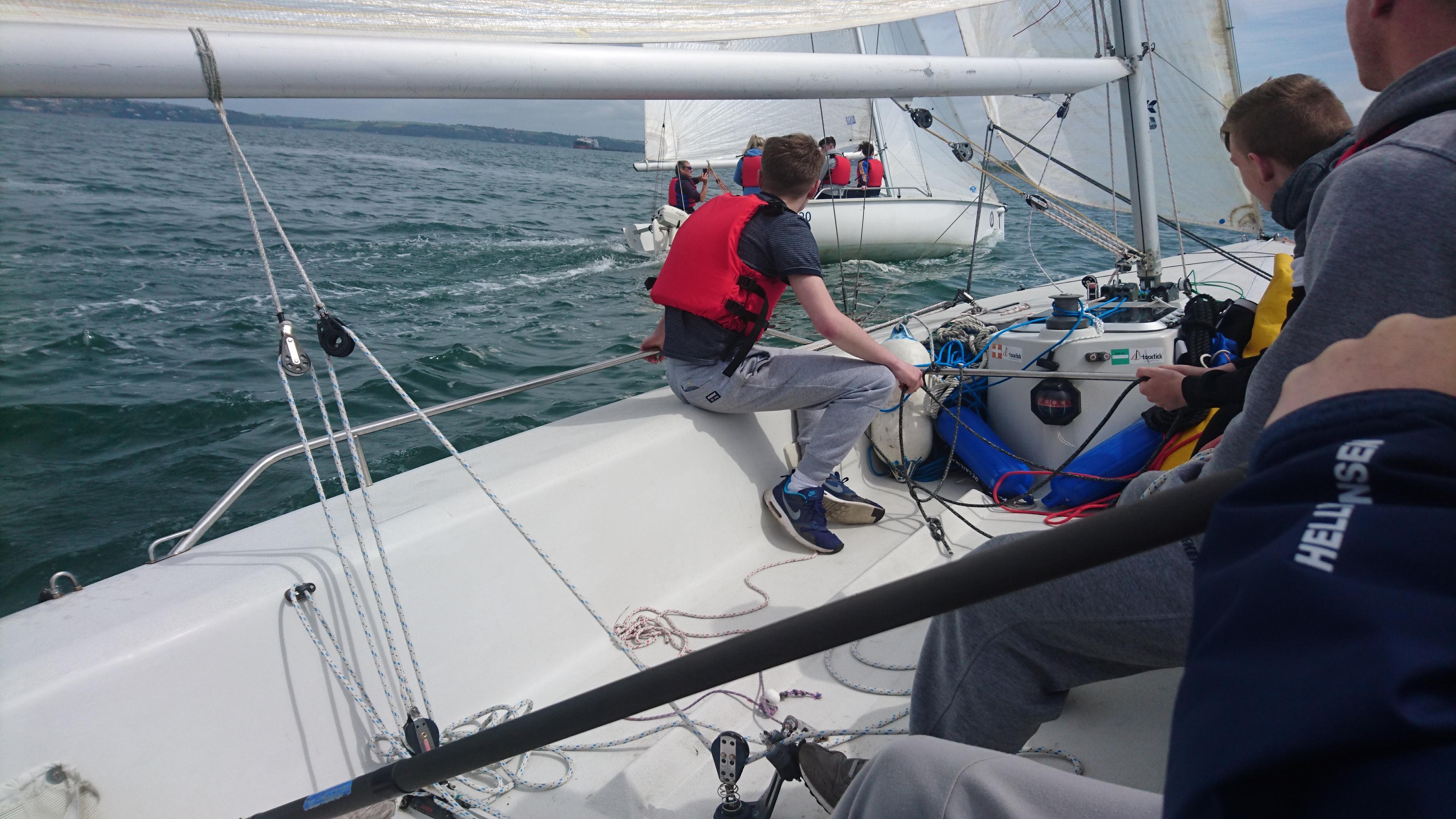 Sailing lingo